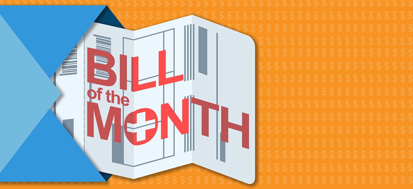 Bill of the Month logo