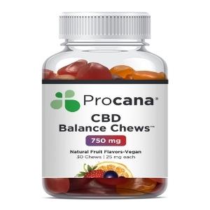 CBD Balance Fruit Chews