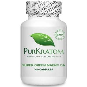 PurKratom Super Green Maeng Da Kratom