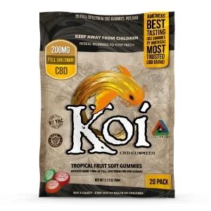 Koi CBD Gummies Review