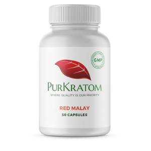 PurKratom Red Malay Kratom